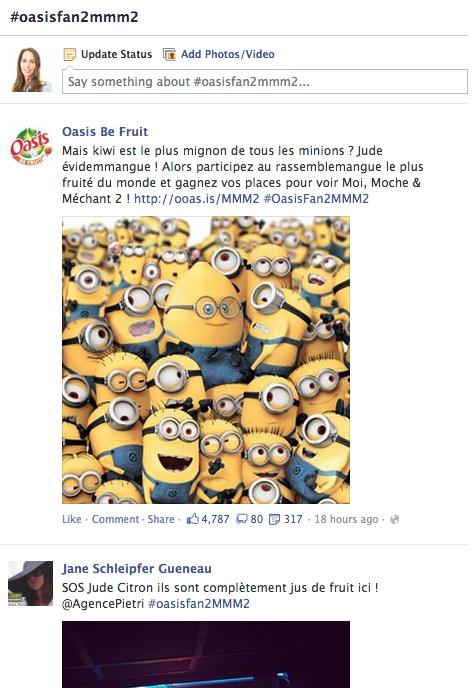 hashtag-facebook-conversations