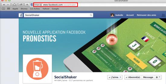 Comment changer le nom d'utilisateur de votre page Facebook?