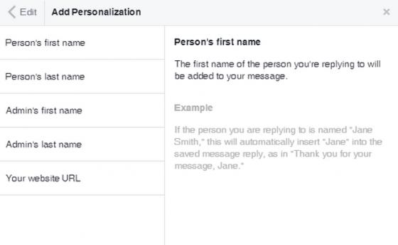 saved-replies-facebook-personnalisation
