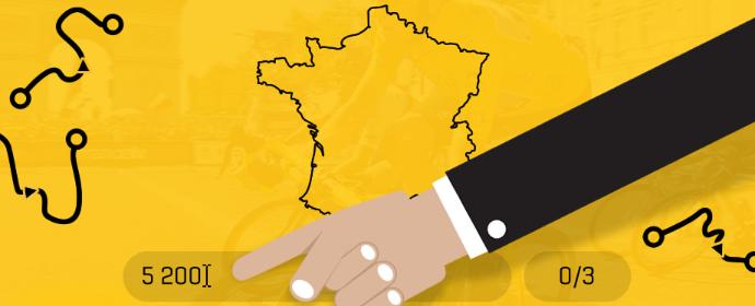 Tour de France : votre jeu concours marketing