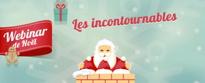 Webinar en Replay : «Les incontournables de Noël»
