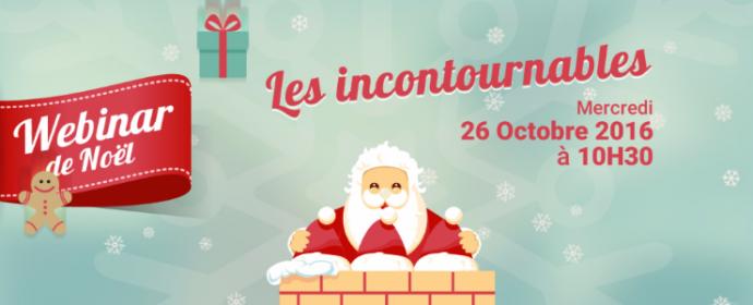 Webinar Socialshaker : les incontournables de Noël