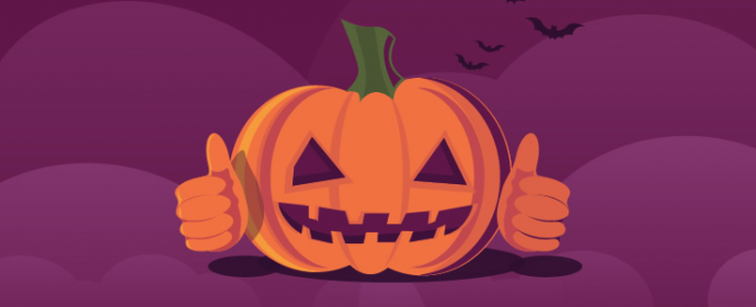 Boo! It's Halloween – A Great Moment to Invite Fans to Play Spooky Games