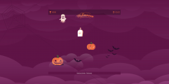 halloween jeu marketing