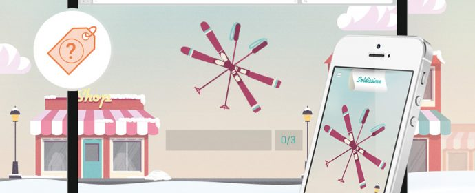 Lancez un jeu pour animer pendant les soldes d'hiver