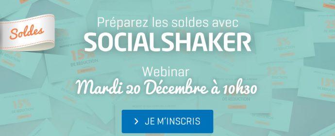 Webinar : préparez les soldes avec Socialshaker