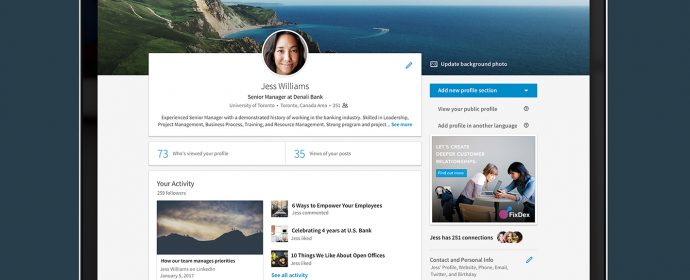 LinkedIn annonce des fonctionnalités pour améliorer l'expérience et la productivité