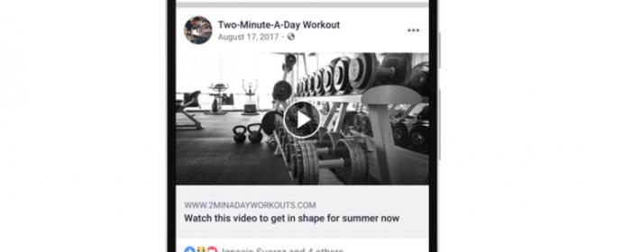 L'algorithme de Facebook pénalise à présent les vidéos clickbait