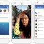 Instagram permet à certains utilisateurs de partager leurs stories sur Facebook