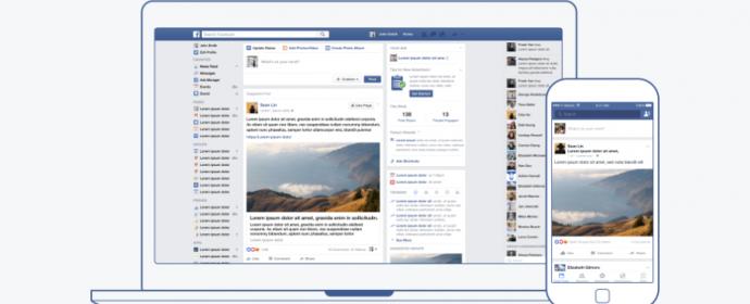 Facebook teste un fil d'actualité séparé pour les publications des pages