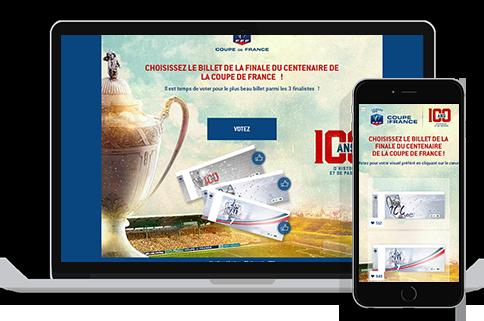 Fédération Française de Football - Fan's Choice Photo