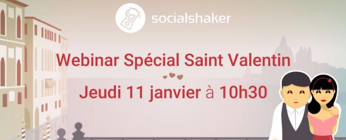 Webinar : lancez un jeu concours pour la Saint Valentin