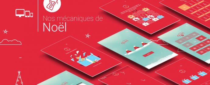 Catalogue des mécaniques de Noël