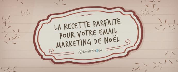 3 idées de campagnes emailing pour booster vos ventes à Noël