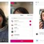 Vous pouvez envoyer un live vidéo à vos amis dans Instagram Direct