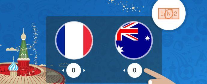 Votre opération marketing Coupe du monde avec Pronostics