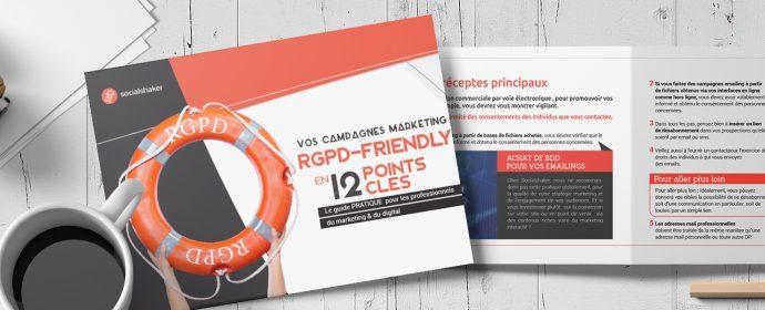 Fiche Mémo RGPD : les infos à communiquer par supports