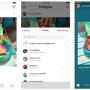 Instagram inaugure le partage des publications du fil dans les Stories