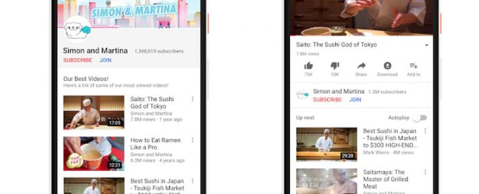 YouTube propose de nouvelles options de monétisation
