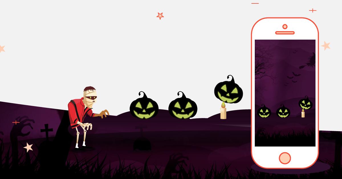 Lancez des opérations marketing interactives pour Halloween