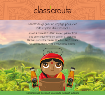 Campagne marketing Class'Croute PureLead