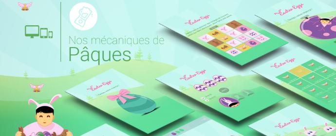 Catalogue de Pâques : des templates prêts à l'emploi