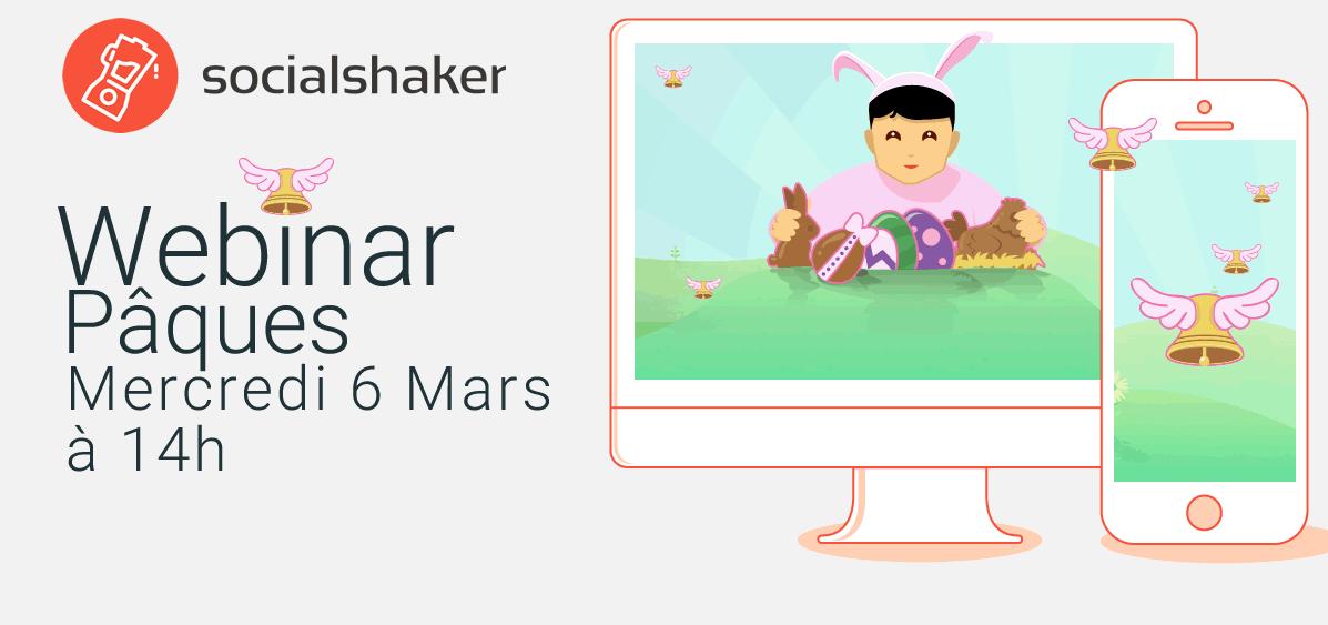 Webinar : préparez vos animations marketing pour Pâques
