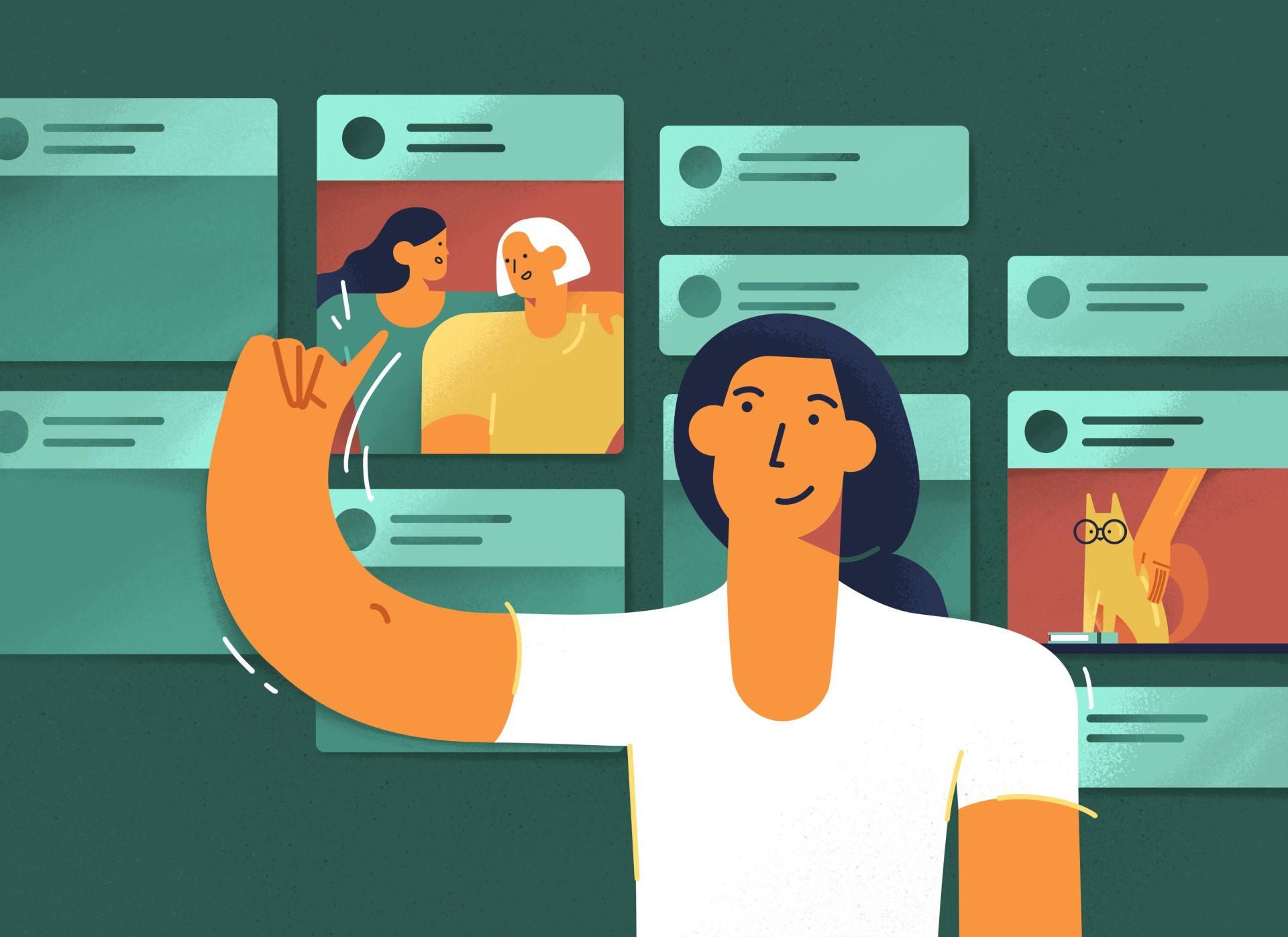 Facebook met à jour son algorithme pour une expérience plus pertinente et personnalisée