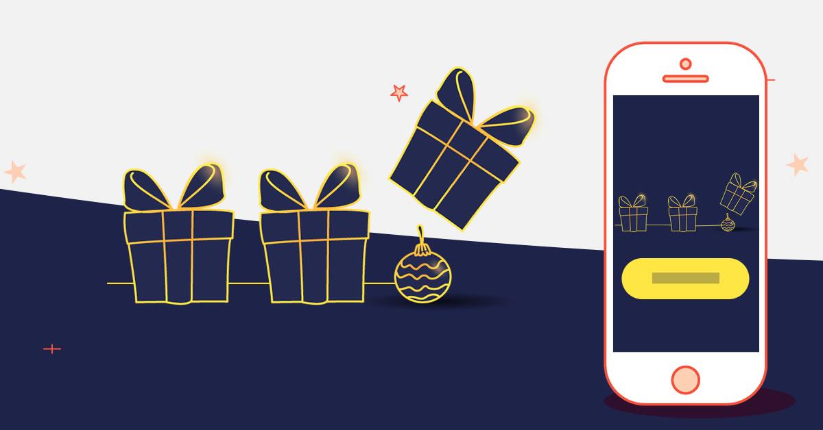 Noël : inspirez et faites plaisir grâce à un jeu marketing